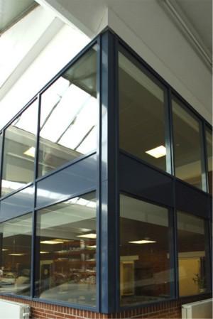 Fire Rated Aluminum Curtain Walls Aluflam North America