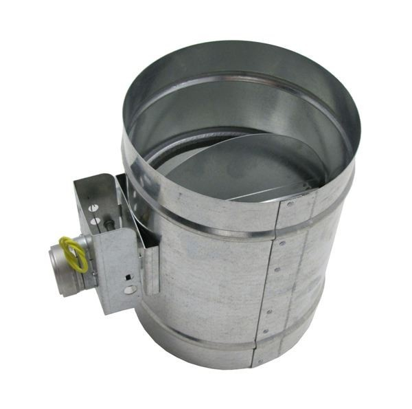 Motorized Hvac Damper Normally Open Famco Sweets