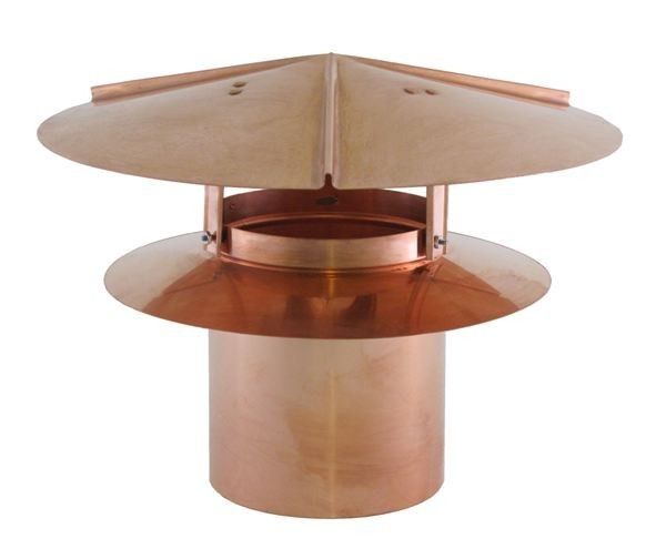 Universal Chimney Cap Copper Famco Sweets