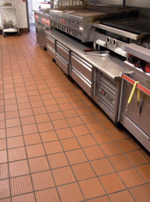 Commercial kitchen floor tile Commercial floor tile