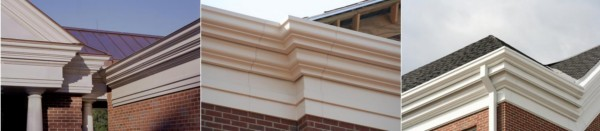 Designer Series Cornices Southern Aluminum Finishing Co Perimeter Systems