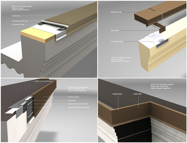 Southern Aluminum Finishing Co., Perimeter Systems