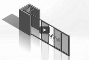 Pocket Door: Nanawall Pocket Door