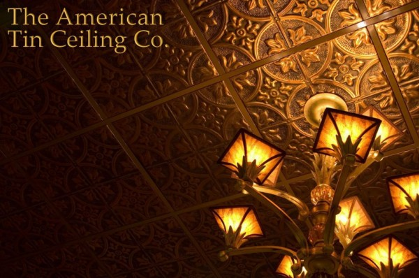 The American Tin Ceiling Co.