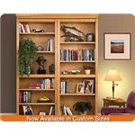 Woodfold Mfg., Inc. - Custom Folding Bookcase Door System