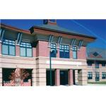 "EFCO Corporation - 3 1/2"" Heavy Commercial Projected / Fixed Windows - CMA Certified - Series 811-I Impact - Blast / Do"