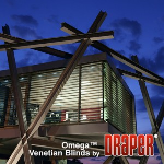 Draper, Inc. - Omega™ Venetian Blinds