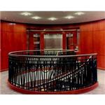 Couturier Iron Craft, Inc - Ornamental & Glass Railing System
