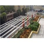 Hansen Architectural Systems, Inc. - Aluminum Trellis and Sun Control Systems