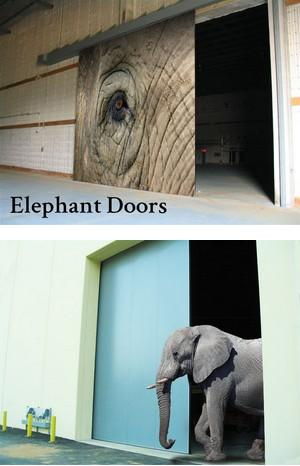 Sliding Doors Elephant Doors Stage Doors Swinging Sound Doors