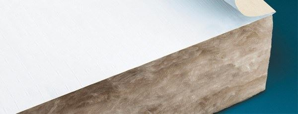 Thermal Batt Insulation : Certapro™ commercial thermal extended flange batt