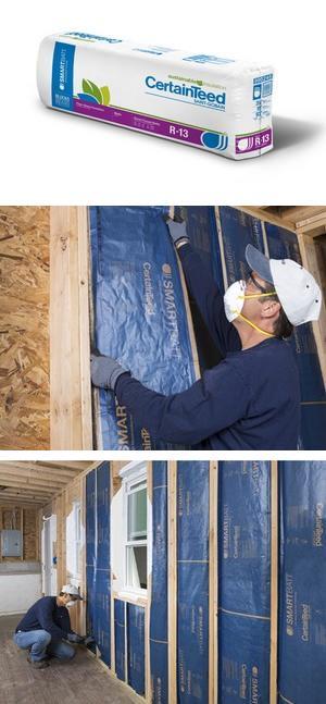 insulation with moisturesense technology certainteed insulation