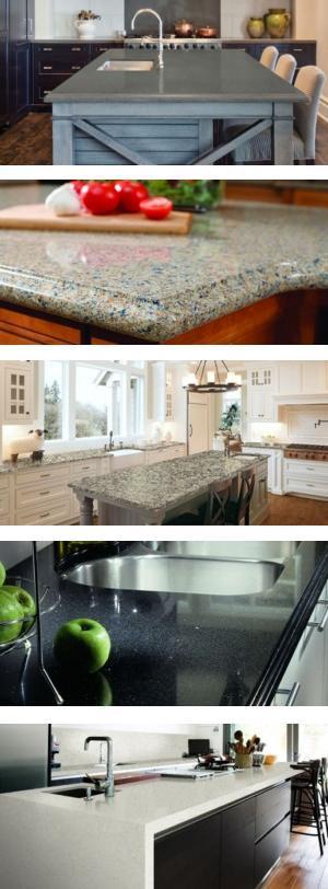 VT Industries, Inc. Stone Surfaces