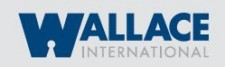 Wallace International on Sweets - Logo
