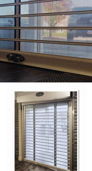 Rolling security grilles and shutters alumatec pacific