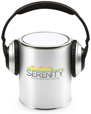 Serenity Sound Reduction Coating