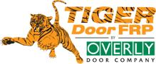 Tiger Door FRP by Overly Door Company on Sweets - Logo