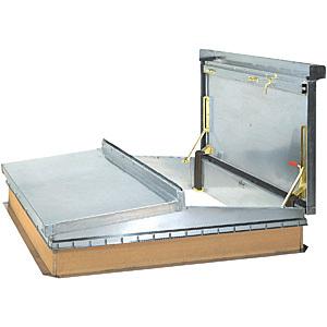 Newbridge Metal- Bilco Smoke Vents, Roof Access Hatches, Floor