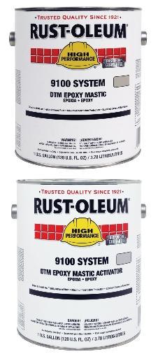 High Performance Epoxy : High performance coatings rust oleum corporation sweets