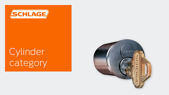Schlage Cylinder Category Schlage Commercial Mechanical