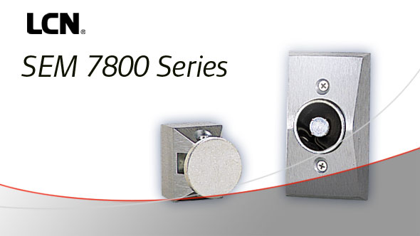 Sentronic 174 Sem 7800 Series Electromagnetic Hold Open Lcn