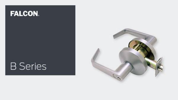 B Series Cylindrical Locks Falcon Locks Exit Devices