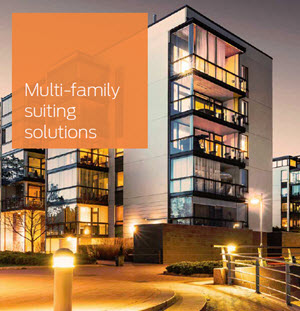 Multi Family Suiting Solutions For Door Hardware Falcon
