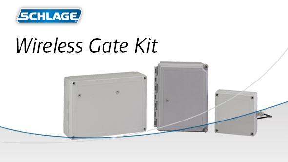 GCK400 Wireless Gate Kit