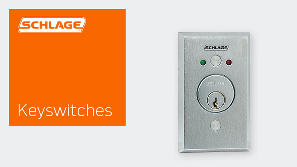 Keyswitches Schlage Commercial Electronic Locks Sweets