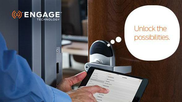 Nde Series Wireless Lock With Engage Technology Schlage