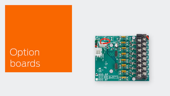 Optional Circuit Boards For Ps