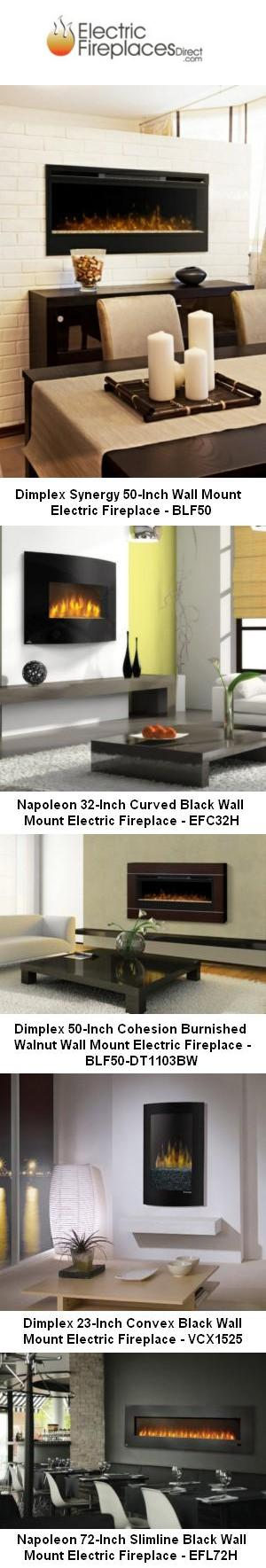 Wall Mount Electric Fireplaces Renovation Brands Sweets