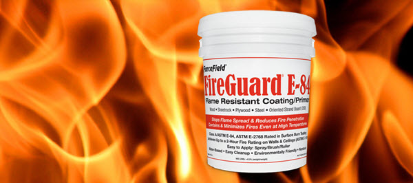Fireguard E 84 Intumescent Coating Shield Industries