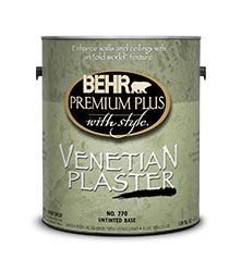 consumer products interior paint and primer behr premium plus with style venetian plaster