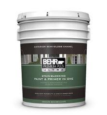 Premium Plus Ultra Exterior Semi Gloss Enamel No 5850 Behr Process Corporation Sweets