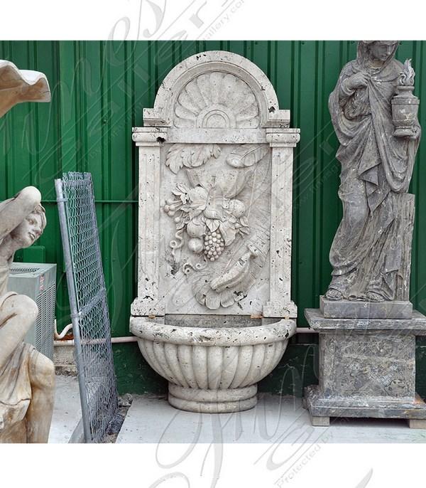 tuscany wall fountain - photo#19