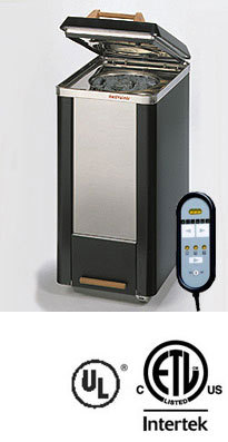 Sauna Heaters and Controls