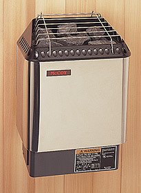 Sauna Heaters and Controls
