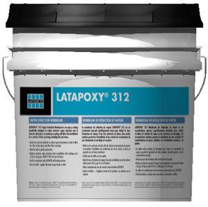 Vapor Reduction Latapoxy 312 Vapor Reduction Membrane