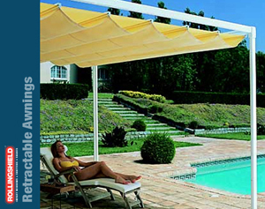 Rollingshields Approach To Designer Awnings Is Unique And Innovative By Using Special Monitoring Systems