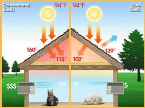 Timberline 174 Cool Series Energy Saving Asphalt Shingles