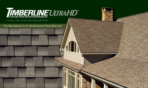 Timberline 174 Ultra Hd Lifetime High Definition 174 Asphalt