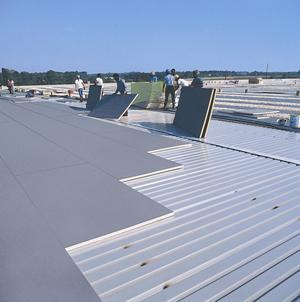 Flintboard Polyisocyanurate Roof Insulation Certainteed