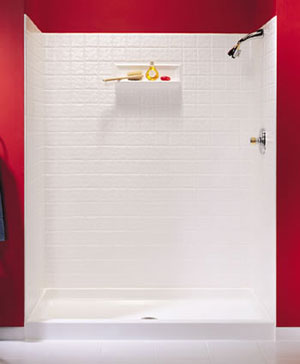 available in onepanel twopanel and threepanel kits swanstone solid surface shower wall kits