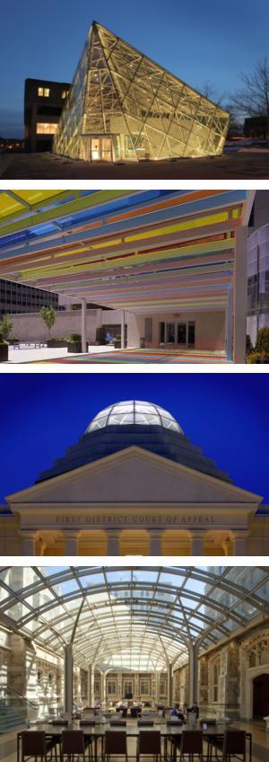 Glass Skylight Systems