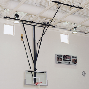 900 line center strut series for How much is it to build a basketball gym