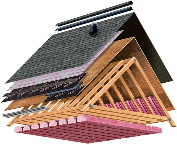 Total Protection Roofing System Owens Corning Sweets
