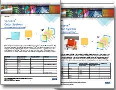 Vanceva® Color PVB Interlayers