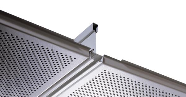 Planostile Lay In Metal Panel Ceiling Rockfon Sweets