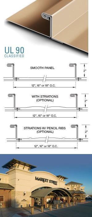 tite loc standing seam metal roofing petersen aluminum. Black Bedroom Furniture Sets. Home Design Ideas